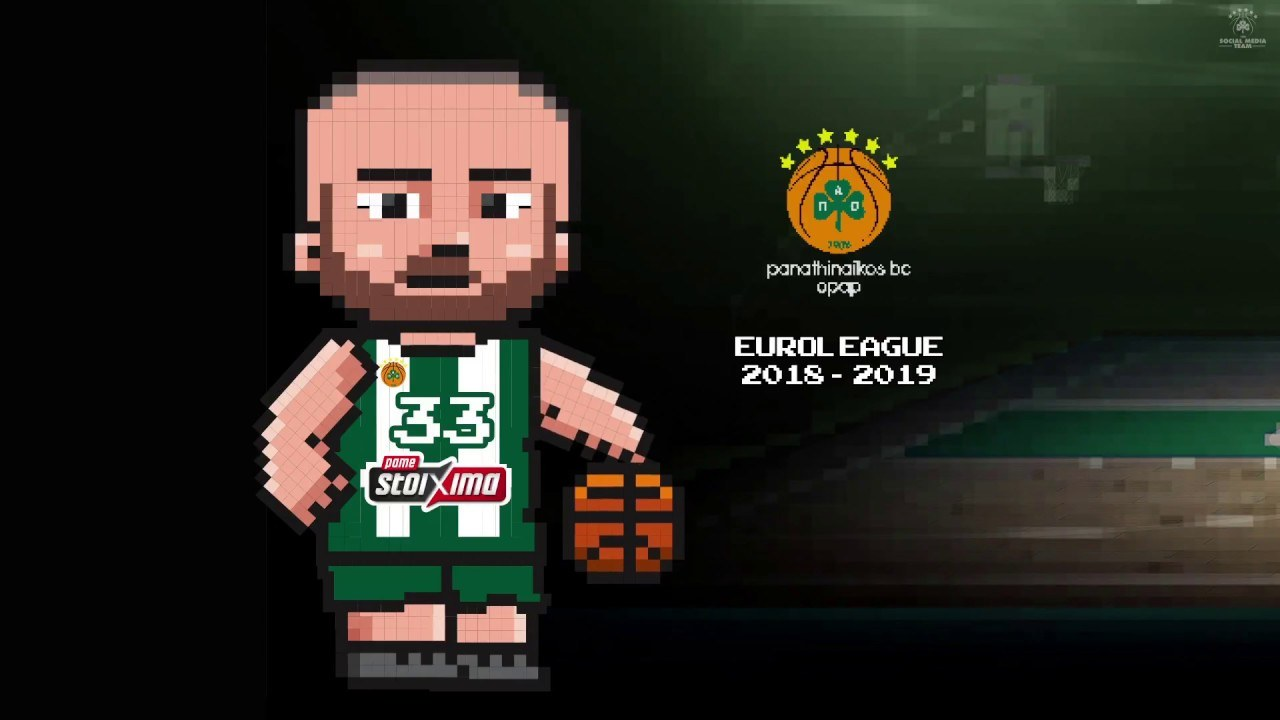 VIDEO: Ο Παναθηναϊκός έγινε… video game - Sportime.GR