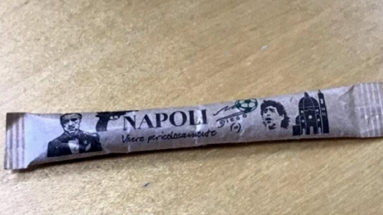 Νάπολη: Σάλος με ελληνική εταιρεία που πλασάρει ζάχαρη με στερεότυπα της Μαφίας