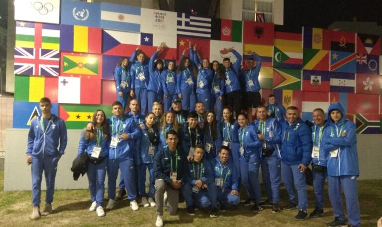 Ολυμπιακοί Αγώνων Νέων: Σημαιοφόρος η Χριστίνα Μπούρμπου