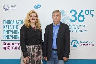 Η Ελληνική Πνευμονολογική Εταιρεία στηρίζει τον 36ο ΑΜΑ
