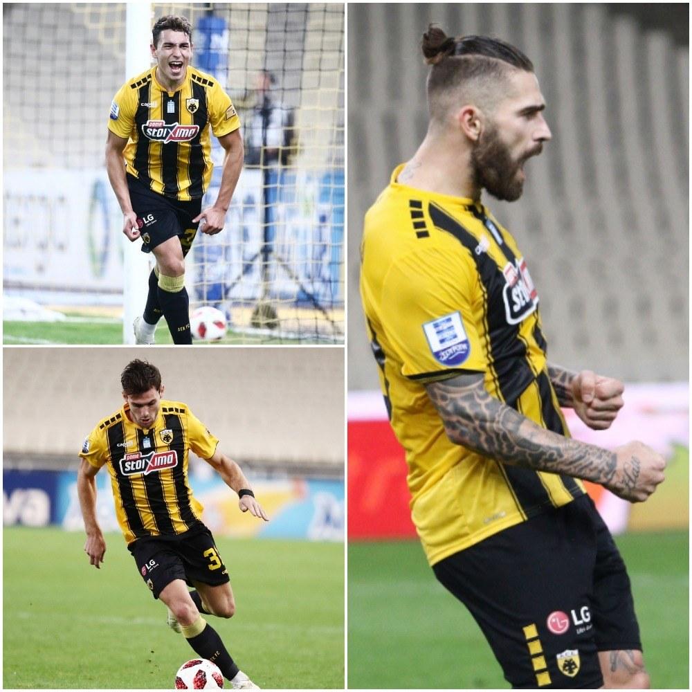 Λιβάια, Μπογέ, Πόνσε: Το τρίο της κιτρινόμαυρης ευτυχίας - Sportime.GR