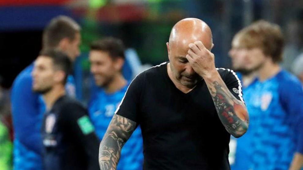 Σαμπαόλι: «Κάθε ματς στο Μουντιάλ, ήταν ένα βάσανο» - Sportime.GR