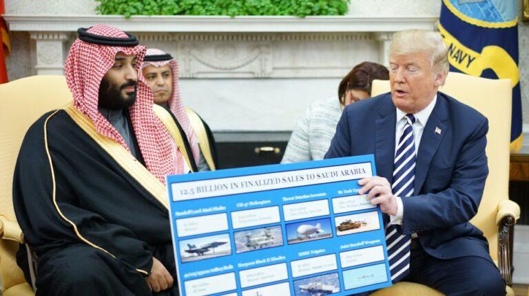 Η Σαουδική Αραβία προειδοποιεί τις ΗΠΑ: Αν επιβάλλετε κυρώσεις το πετρέλαιο θα φτάσει 100 ή 200 δολάρια!
