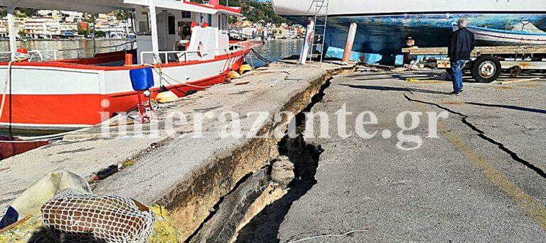 Σεισμός Ζάκυνθος: Η στιγμή που ο εγκέλαδος χτυπά το νησί (pics & vid)