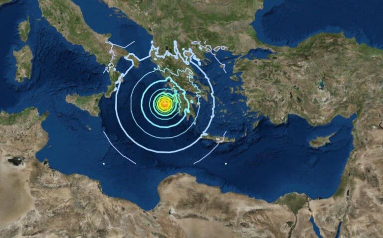Σεισμός Ζάκυνθος: Κλειστά τα σχολεία και την Τρίτη
