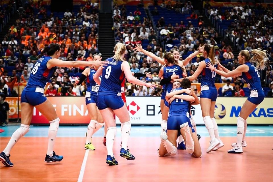 Παγκόσμιο πρωτάθλημα βόλεϊ: Σερβία – Ιταλία στον τελικό