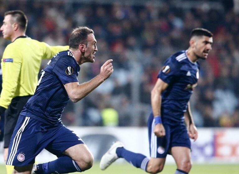 Θυμήθηκε το γκολ του Τοροσίδη ο Ολυμπιακός (vid)