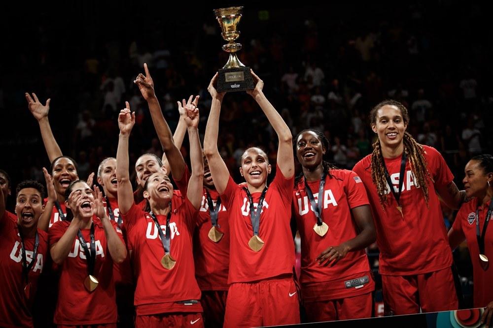 Παγκόσμιο Κύπελλο: Οι ΗΠΑ παρέμειναν στο θρόνο τους (vid)