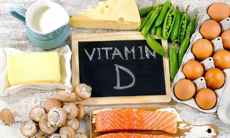 Μεγάλη έλλειψη βιταμίνης D για το 8% του ελληνικού πληθυσμού