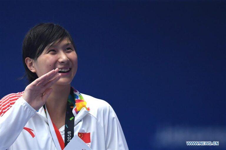 Παγκόσμιο ρεκόρ 16χρονη Κινέζα στα 400μ ελεύθερο (vid)