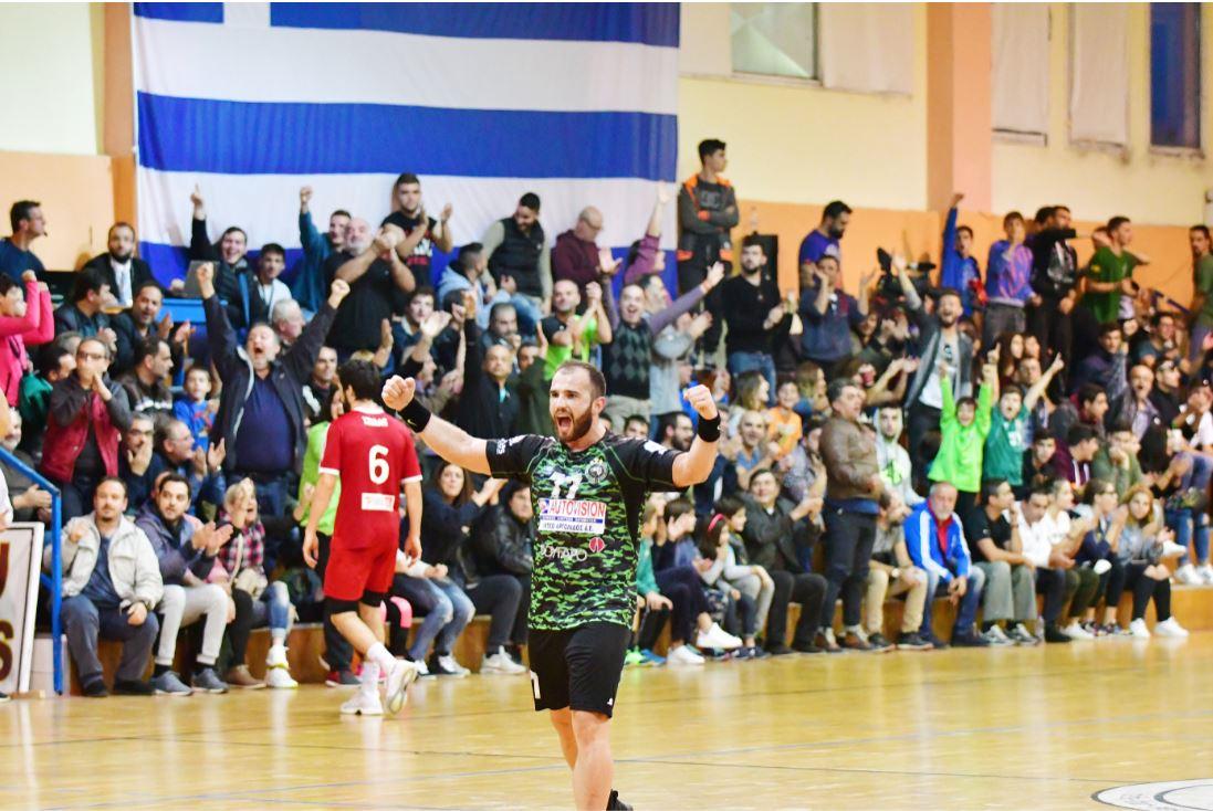 Handball Premier: Με στόχο να ανακάμψει ο Διομήδης Άργους