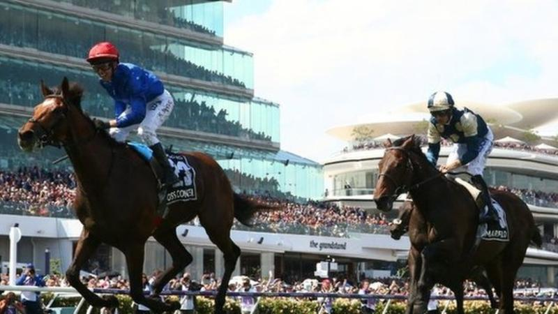 Melbourne Cup: Το Κρος Κάουντερ είναι το πρώτο Βρετανικό άλογο που κέρδισε τον διάσημο αγώνα της Αυστραλίας (vid)