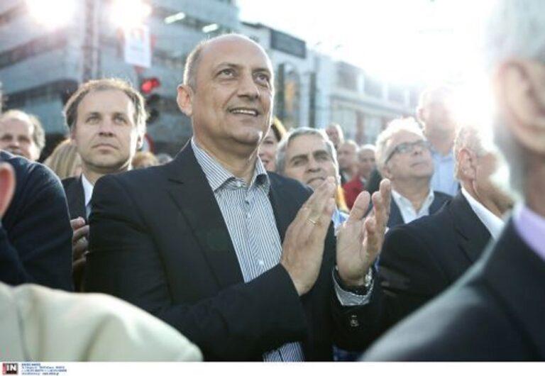 Ο Μαντούβαλος νέος πρόεδρος στο βόλεϊ του Ολυμπιακού!
