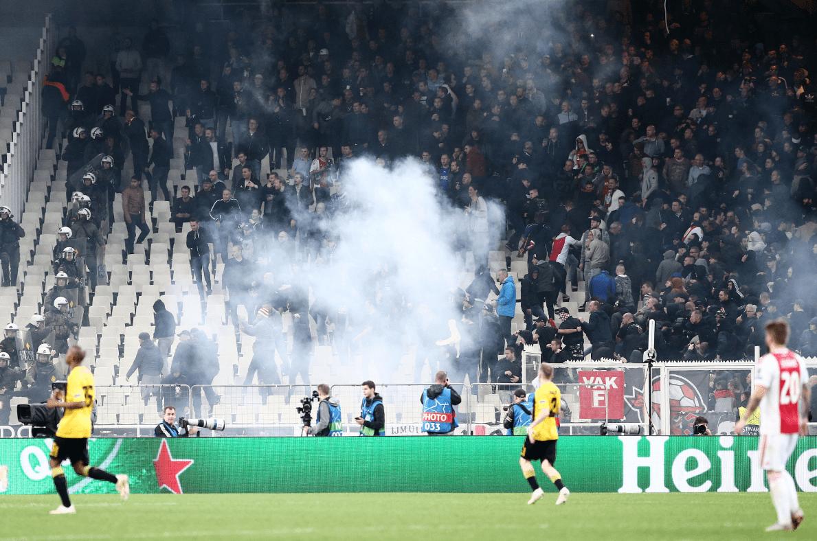 ΑΕΚ: Πιθανή η υπεράσπιση με φυσική παρουσία στην UEFA