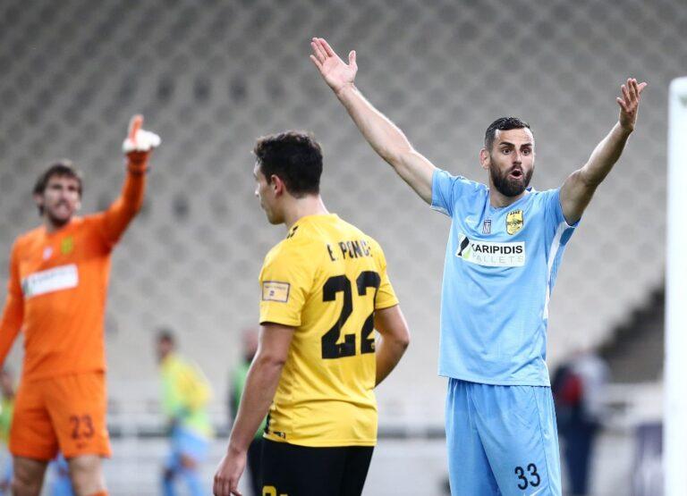Μάβραϊ: Χάνει το ματς με τον Απόλλωνα λόγω εθνικής Αλβανίας