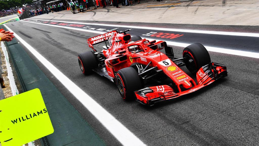 Formula 1: Ασύλληπτος χρόνος σε pit stop από τη Ferrari! (vid)