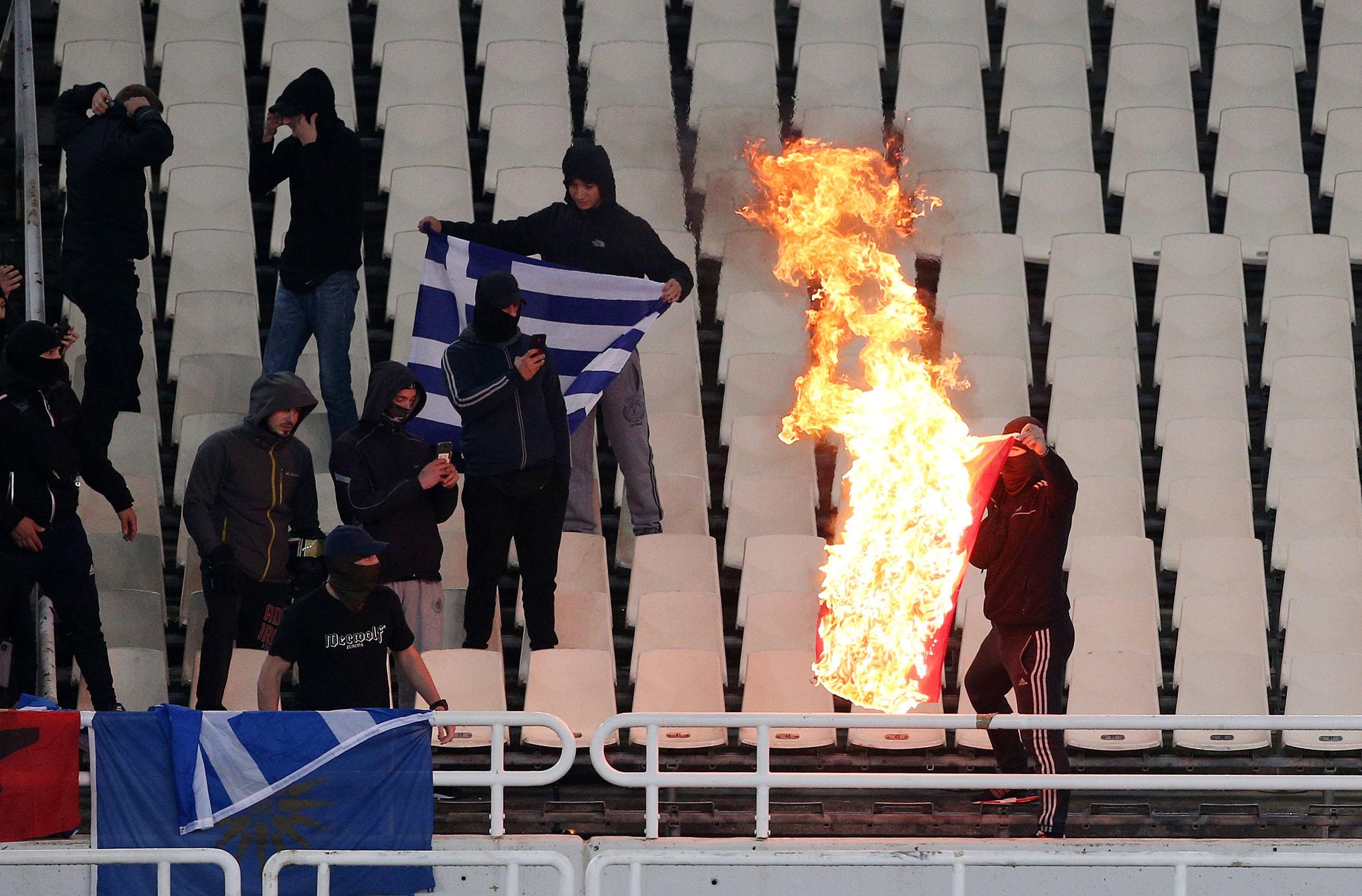 Εθνική ομάδα: Ξεκινάει έρευνα η UEFA για τα ναζιστικά σύμβολα