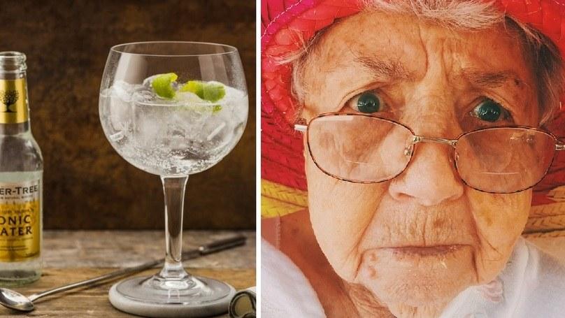 Έφτασε 100 ετών και έλεγε ότι το… τζιν τόνικ είναι το μυστικό της μακροζωίας της