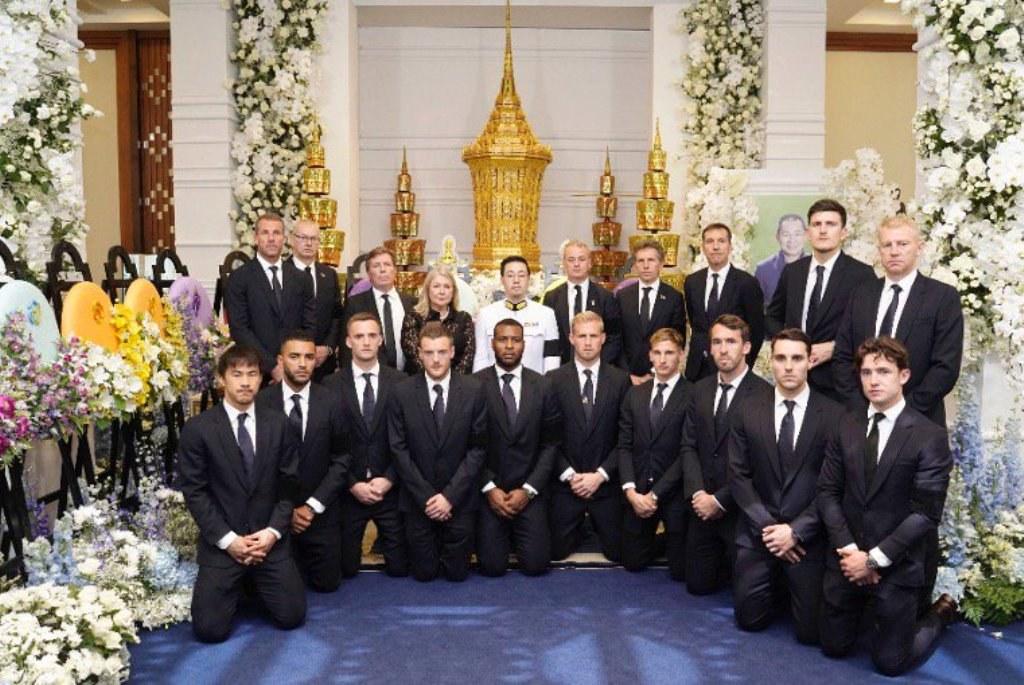 Λέστερ: Στην Ταϊλανδη για την κηδεία του Βισάι οι παίκτες (pics)