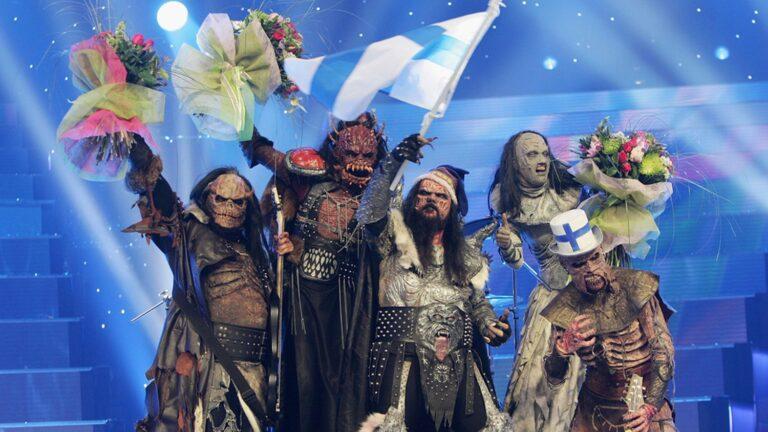 Μονο στη… Eurovision!