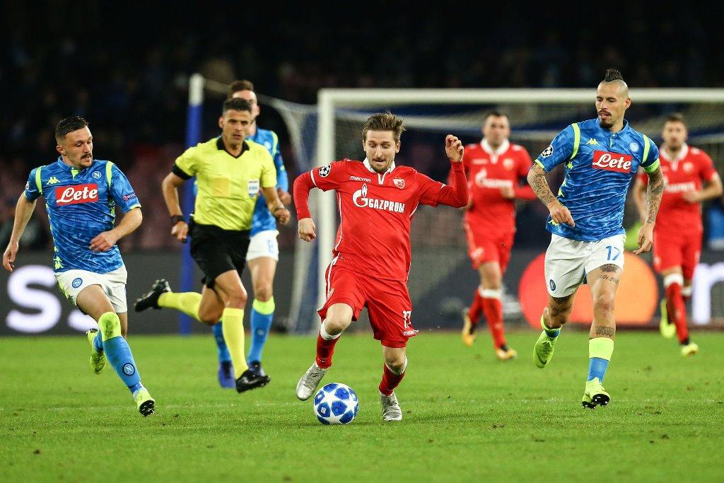 Champions League: «Μαγεία» η ασίστ του Μάριν! (vid)