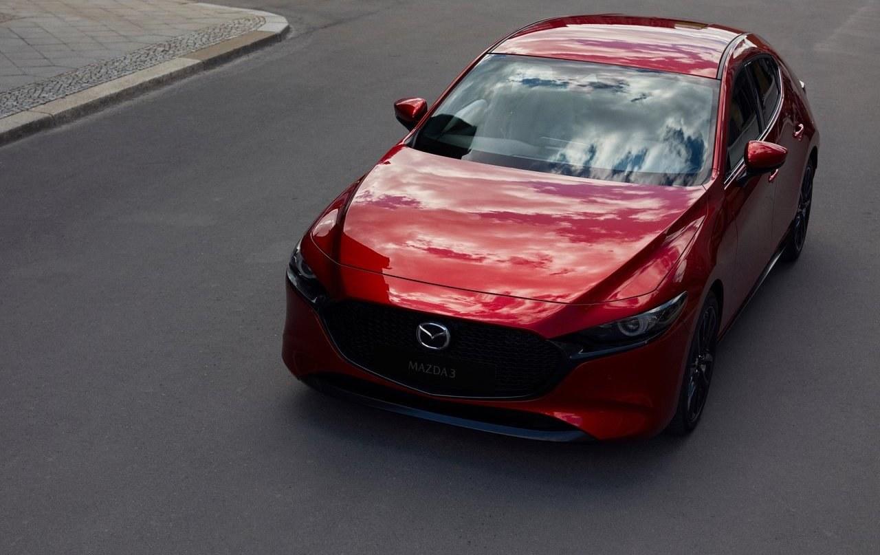 Το νέο Mazda 3 μας κάνει να ανυπομονούμε να γυρίσει η μάρκα στην Ελλάδα