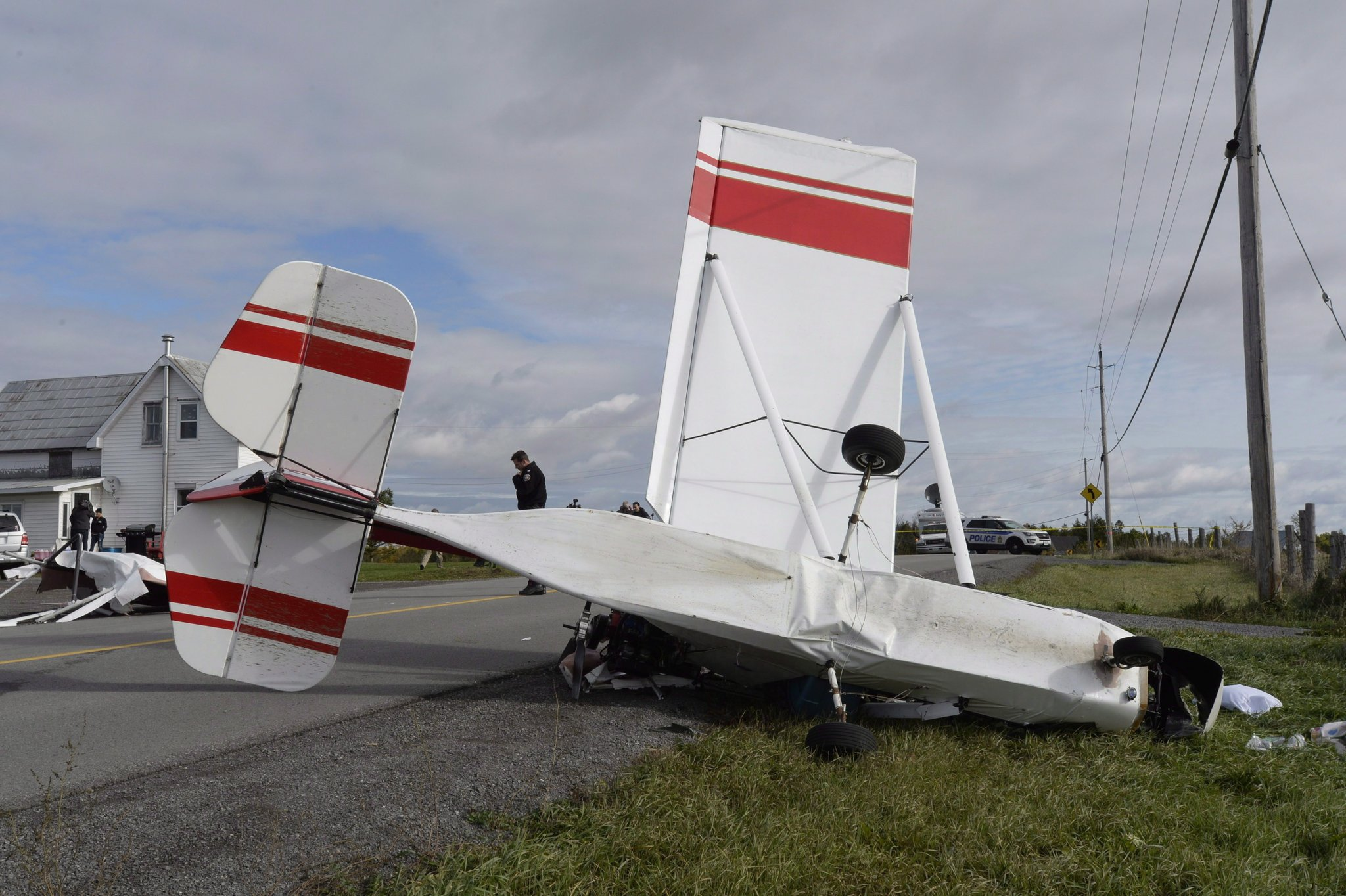Καναδάς: Σύγκρουση δύο αεροσκάφων, ένας νεκρός!