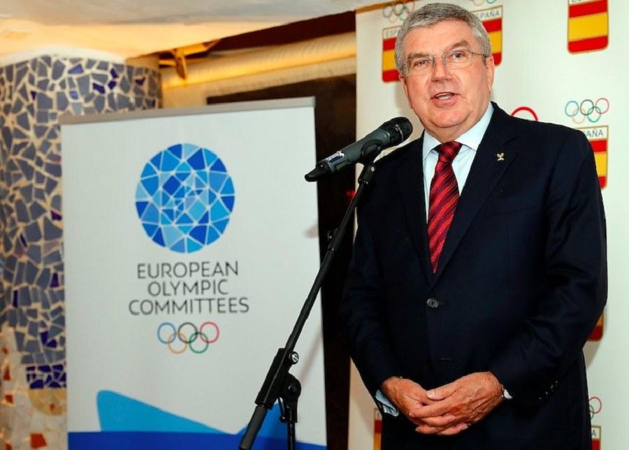 Τόμας Μπαχ: «Η Euroleague έχει εισβάλλει βίαια στη δουλειά του ευρωπαϊκού μπάσκετ». Ο Τόμας Μπαχ κάλεσε τις εθνικές Ολυμπιακές Επιτροπές να δουλέψουν...