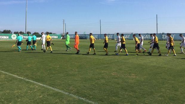 Παναθηναϊκός-ΑΕΚ: Δύο γκολ και τρία δοκάρια οι μικροί