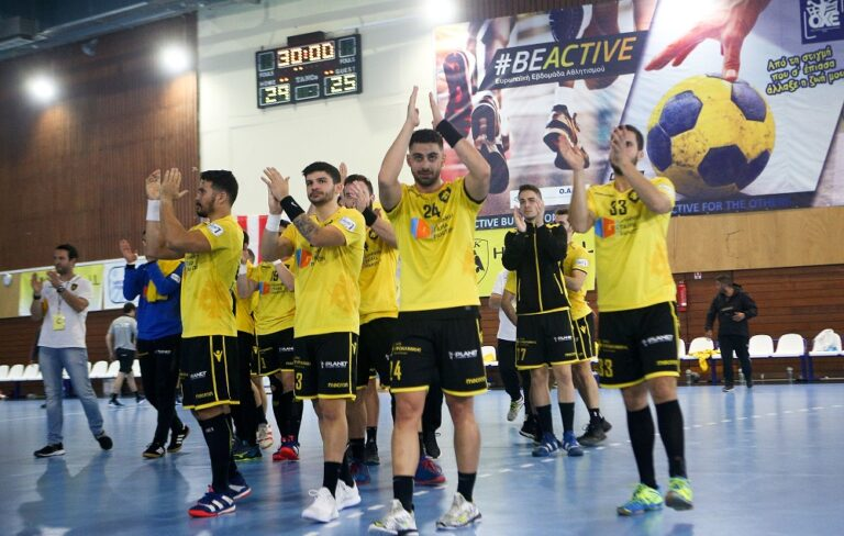 Challenge Cup: Προβάδισμα η ΑΕΚ επί της Μπρέγκεντς