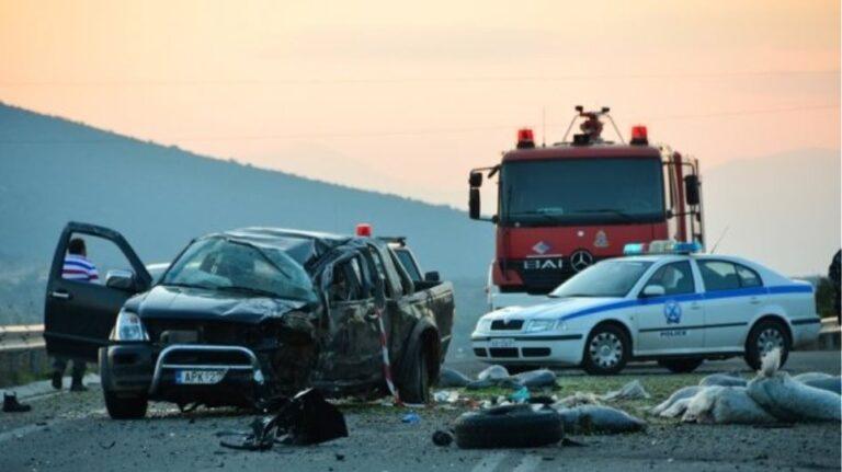 Δεκατέσσερις άνθρωποι έχασαν την ζωή τους και 604 τραυματίστηκαν σε τροχαία στην Αττική τον Οκτώβριο