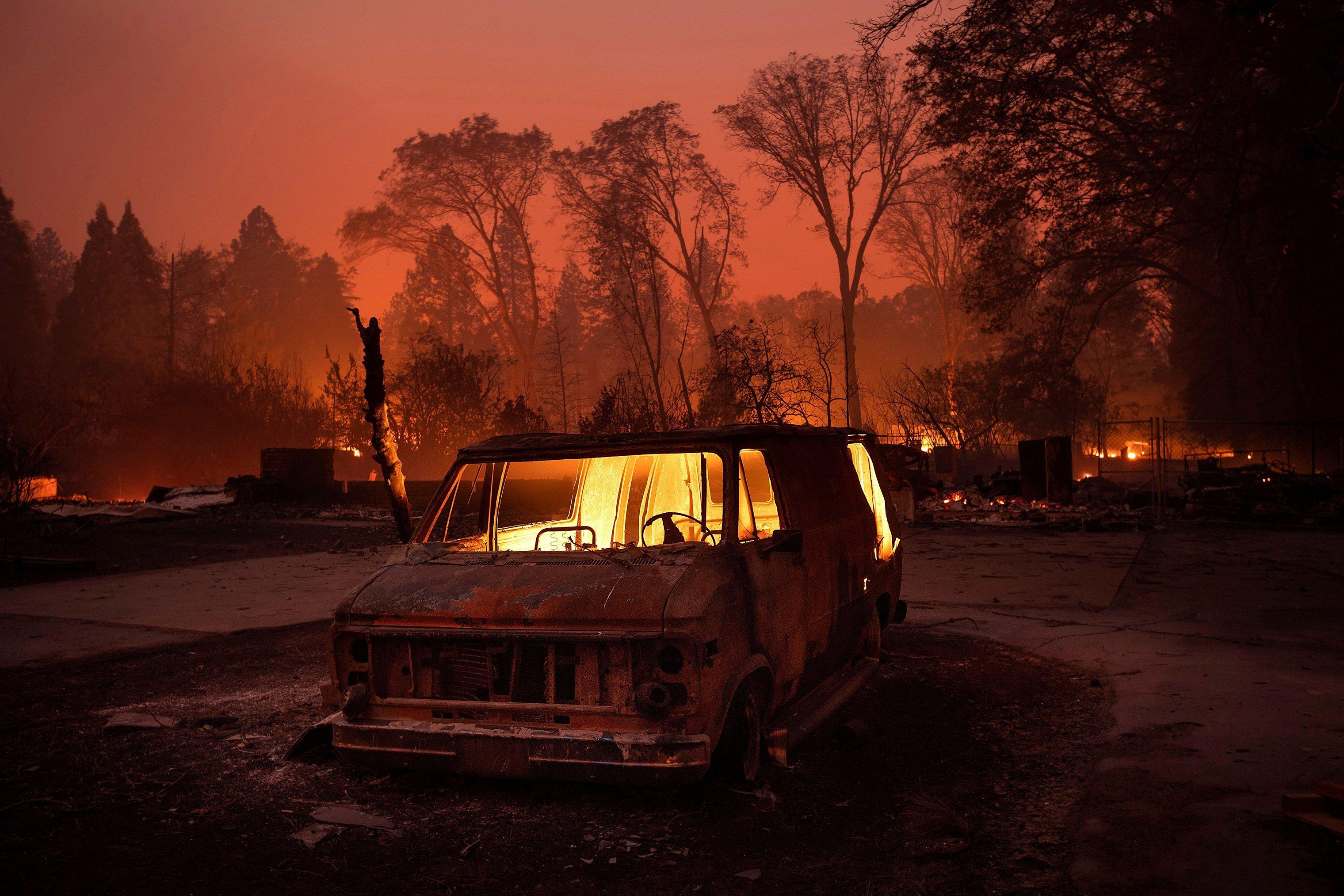 Στους 50 οι νεκροί από τις καταστροφικές πυρκαγιές στην Καλιφόρνια