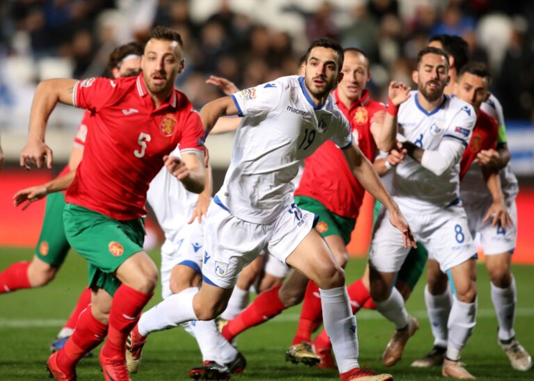 Nations League: Η Κύπρος έχασε την ευκαιρία (vid)