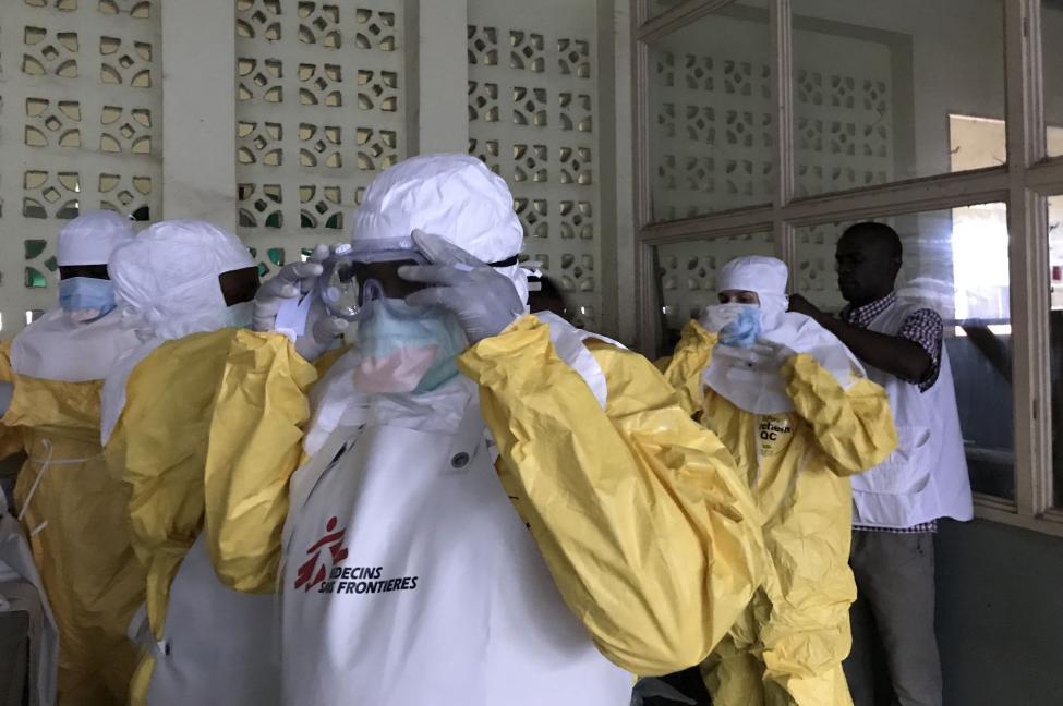 Διακόσιοι νεκροί από την έξαρση του Έμπολα  στο Κονγκό