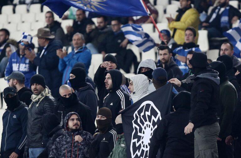 Εθνική ομάδα: Ο Βασιλειάδης ζητά να βρεθούν οι νεοναζί από το ΟΑΚΑ!