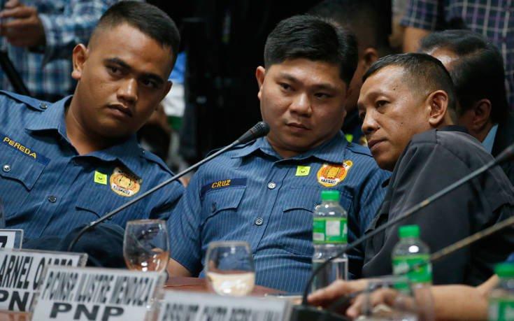 Καταδίκη – ορόσημο σε βάρος αστυνομικών για φόνο στις Φιλιππίνες