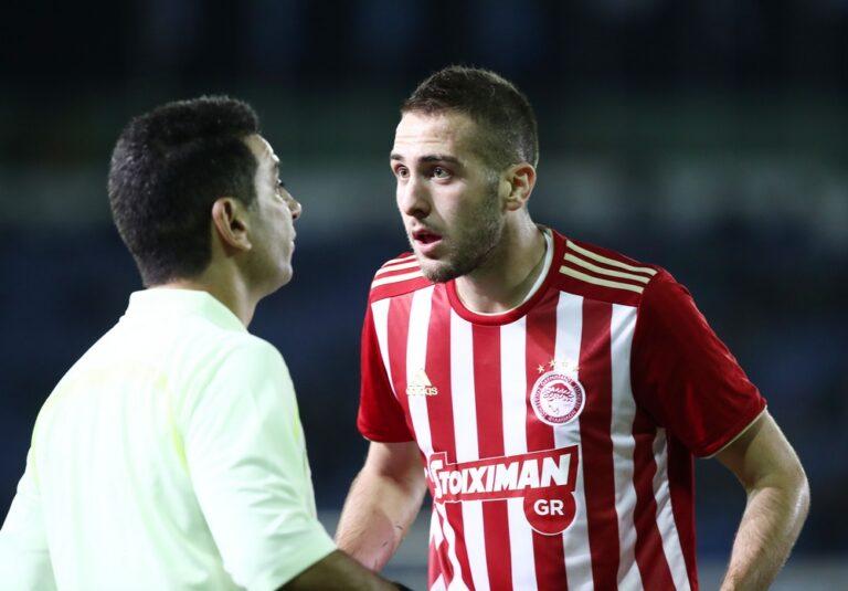 Φορτούνης: «Έπρεπε να τελειώσουμε το ματς στο πρώτο μέρος»