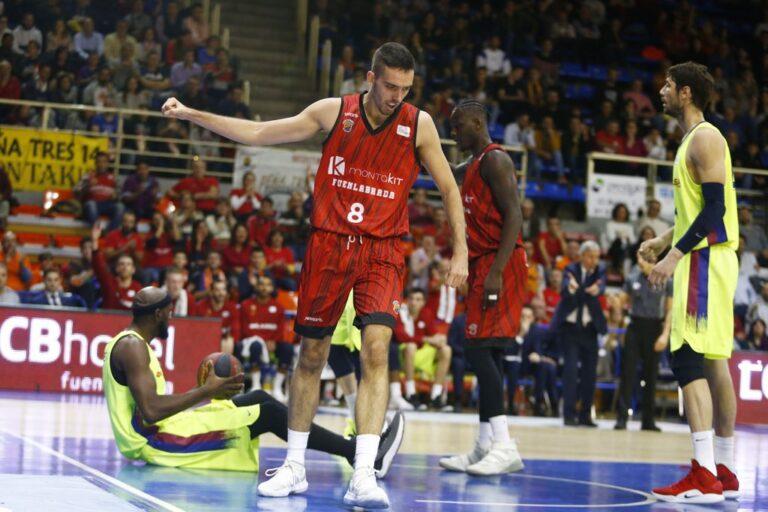 Πρώτη ήττα για Μπαρτσελόνα στην ACB (vid)