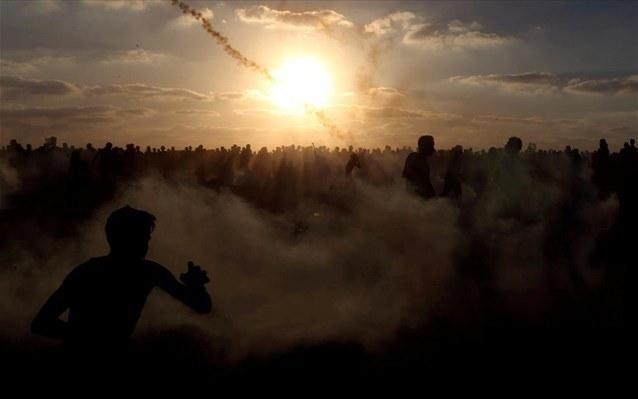 Γάζα: Αιματηρή ανταλλαγή πυρών μεταξύ ισραηλινού στρατού – Παλαιστινίων