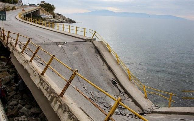 Καβάλα: Εν αναμονή του πορίσματος για τα αίτια κατάρρευσης της γέφυρας