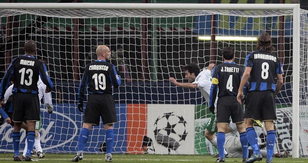 Ίντερ-Παναθηναϊκός 0-1: Η μέρα που ο Σαριέγκι πλήγωσε τον Μουρίνιο. Το Sportime.gr θυμάται την εκπληκτική νίκη του «τριφυλλιού» στο «Τζουζέπε Μεάτσα»