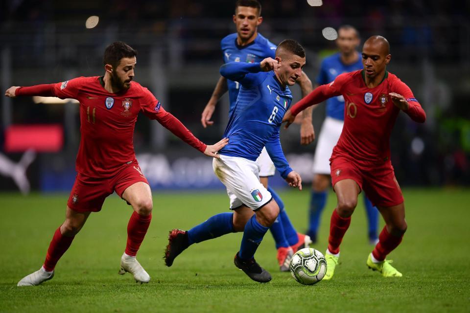 Nations League: Η Πορτογαλία απέκλεισε την Ιταλία