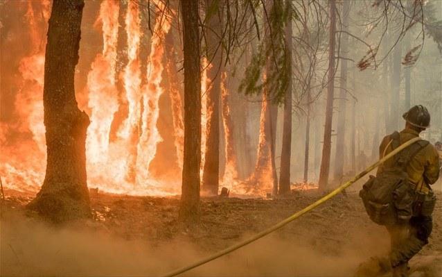Καλιφόρνια: Μακραίνει ο κατάλογος των θυμάτων από τις φονικές πυρκαγιές