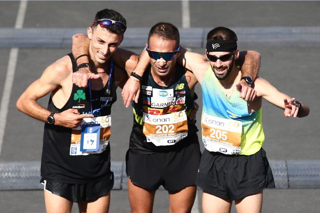 36ος Μαραθώνιος Αθήνας: Ο Κώστας Γκελαούζος ο πρώτος Έλληνας με ατομικό ρεκόρ!