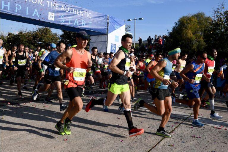 36ος Μαραθώνιος Αθήνας: Τάσης και Πριβιλέτζιο νικητές στα 10χλμ