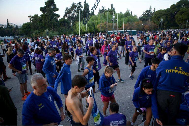 36ος Μαραθώνιος: Απροσπέλαστο το κέντρο της Αθήνας