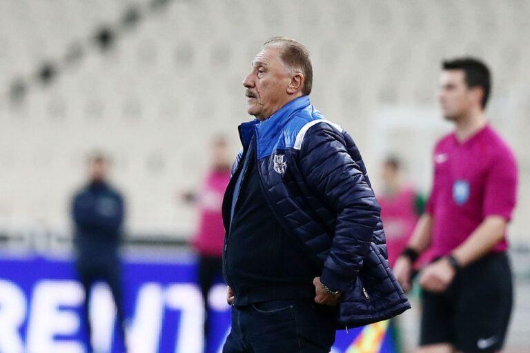 Ματζουράκης: «Έχουμε… 30 τελικές για ένα γκολ!»