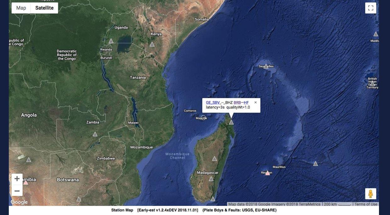 Περίεργη σεισμική δραστηριότητα στον Ινδικό Ωκεανό -Τι φοβούνται οι ερευνητές