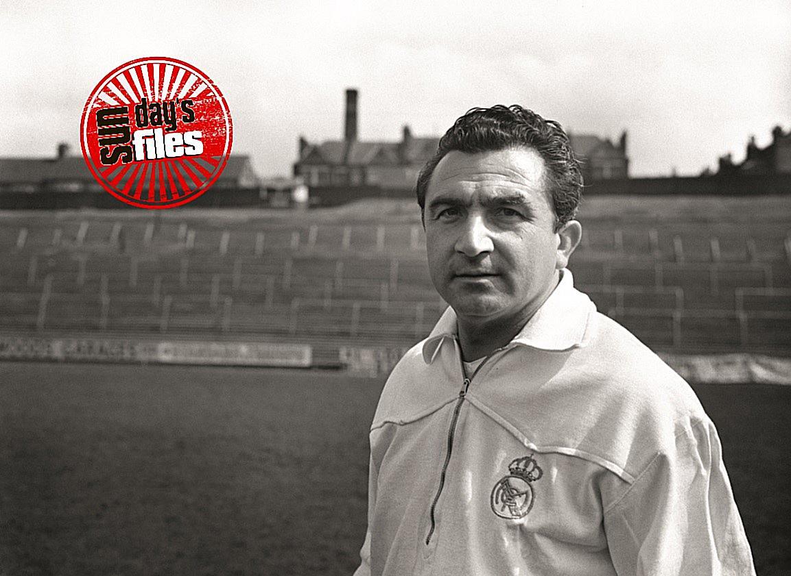 Μιγκέλ Μουνιόθ, η ιστορία του πιο επιτυχημένου προπονητή της Ρεάλ Μαδρίτης