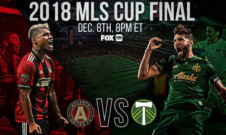 MLS Cup: Στον τελικό η Ατλάντα Γιουνάιτεντ κόντρα στους Πόρτλαντ Τίμπερς